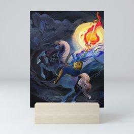 Firebrand Mini Art Print