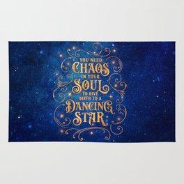 Dancing Star Rug