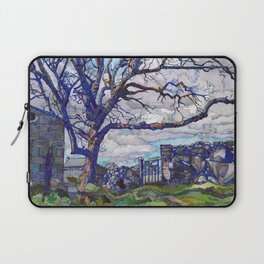 third time's the charm Laptop Sleeve
