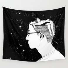 Rest Inside You Wall Tapestry