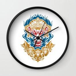 Hanuman (ver.col) Wall Clock