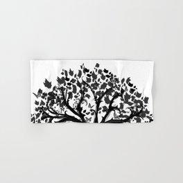 The Zen Tree Hand & Bath Towel