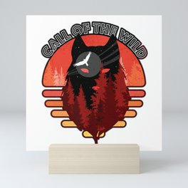 Call of the Wild Mini Art Print