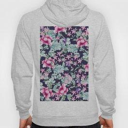 Floral Pattern 1 Hoody