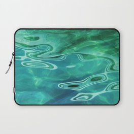Water / H2O #67 (Water Abstract) Laptop Sleeve