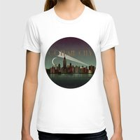 gotham T-shirts featuring Gotham City by WyattDesign
