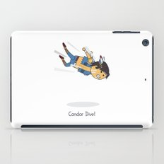 Condor Dive! iPad Case