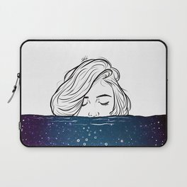 Deep breathing. Laptop Sleeve