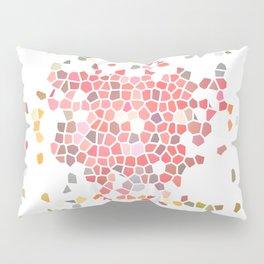 Pastel Tiles Pillow Sham