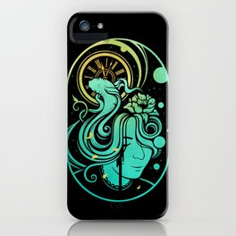 Lost in Time iPhone Case