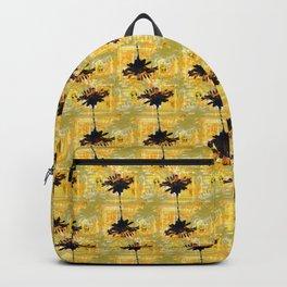 Yellow Gerber Daisies Backpack