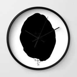 Are You Hard On Yourself? Wall Clock