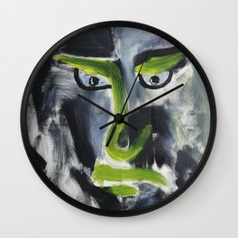 The Happy Face Wall Clock