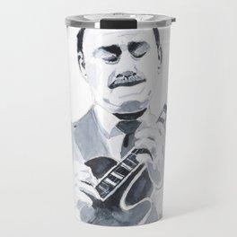 Joe Pass - Jazz Travel Mug