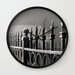 Wicker Park Wall Clock