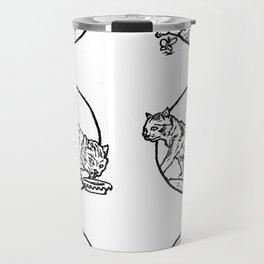 Cat lyf Travel Mug