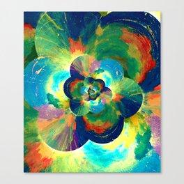 Quantum Level Canvas Print