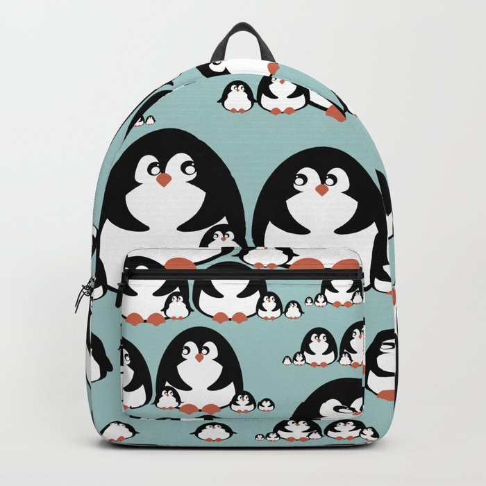 Penguins Backpack