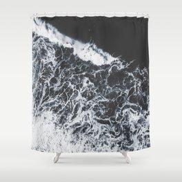 sea lace Shower Curtain