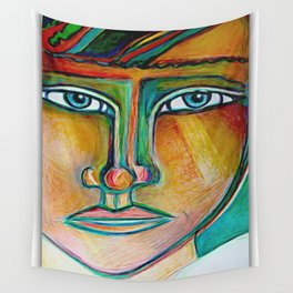 Seen Wall Tapestry