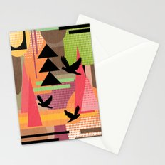 3 Flew Over. Stationery Cards