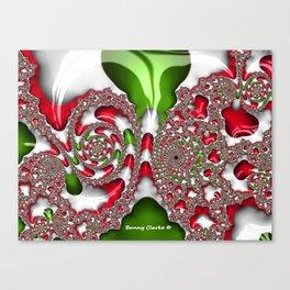 Visions of Sugarplums Canvas Print
