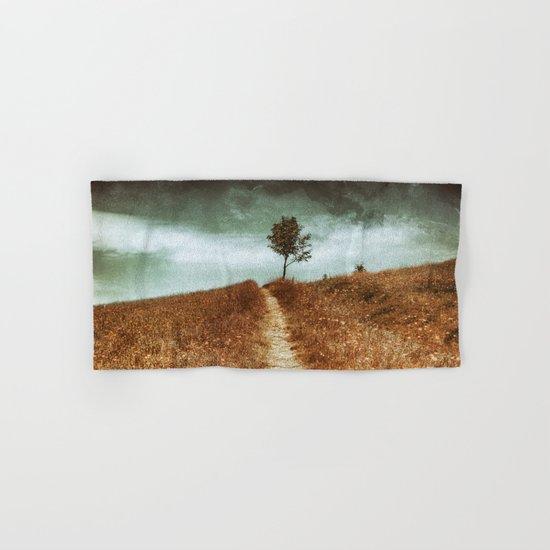 Tree On The Way Hand & Bath Towel