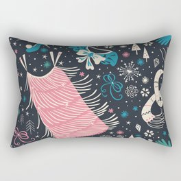 Frou Frou Rectangular Pillow