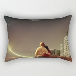 We Used To Live There, Too Rectangular Pillow