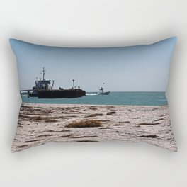 Back to Your Heart Rectangular Pillow