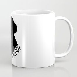 What Would Kate Beckett Do? Coffee Mug