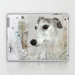 Lurcher Love Laptop & iPad Skin