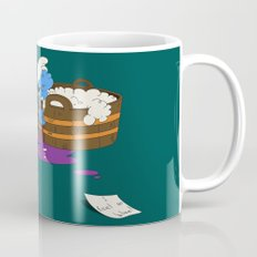 SUICIDAL SMURF  Mug