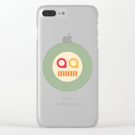 Your Robot Assistant Clear iPhone Case