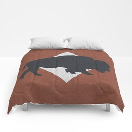 Bison & Blue Comforters