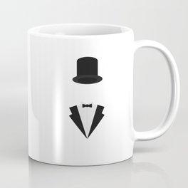top-hat and smoking Coffee Mug