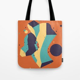Lifeform #3 Tote Bag