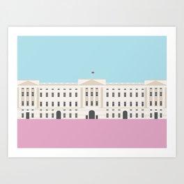 London, England | Buckingham Palace Art Print