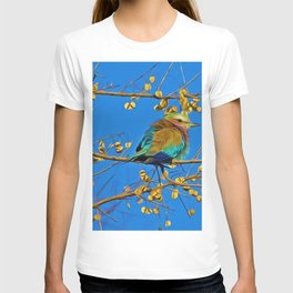 Songbird Singing in the Dead of Night T-shirt