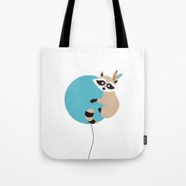 Elliot et son voyage fantastique - Raton laveur Tote Bag