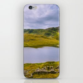 Llyn Teyrn iPhone Skin