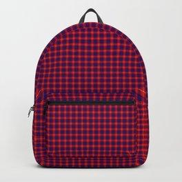 Hamilton Tartan Backpack