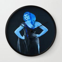 Hades Wall Clock
