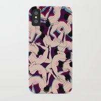 drunk iPhone & iPod Cases featuring DRUNK by RUEI