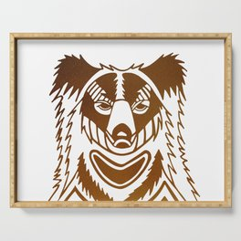 Sloth The Sloth Bear Serving Tray