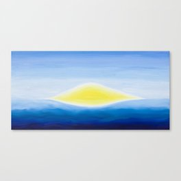 Genesis Series - Day 2 Canvas Print