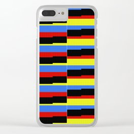 Venezuela, country of farewells Clear iPhone Case