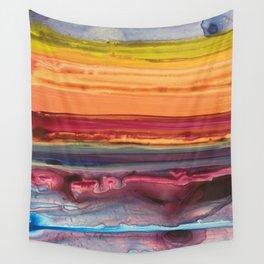 Jupiter Flare Wall Tapestry