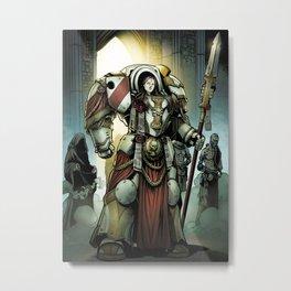Warhammer 40k Metal Print
