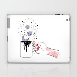 Coffee Time Laptop & iPad Skin